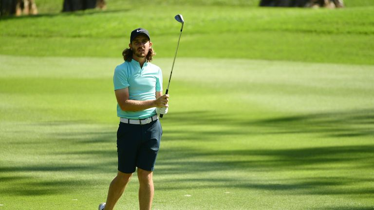 Tommy Fleetwood begins the defence of his Race to Dubai title in Hong Kong