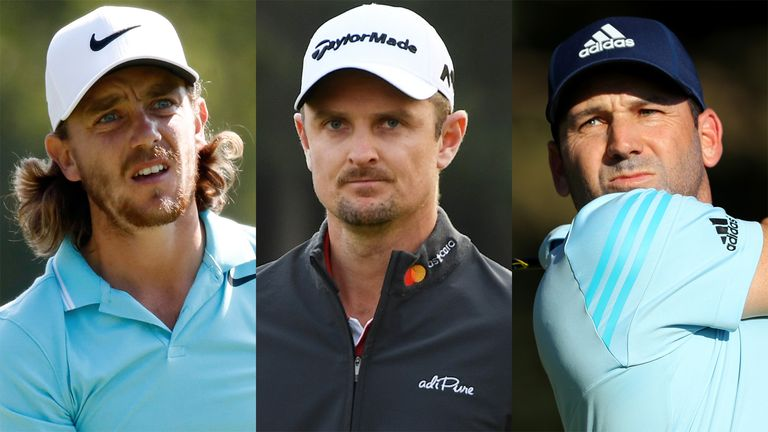 Who will win the Race to Dubai this week?