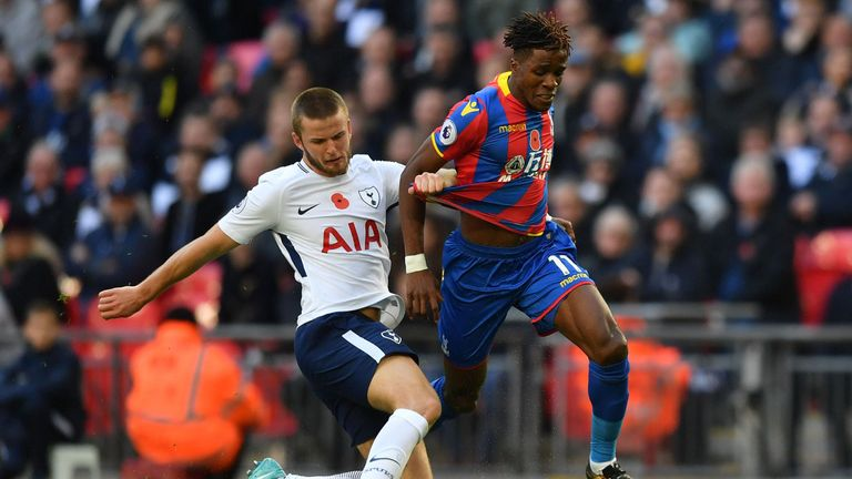 Crystal Palace put in a battling performance against Spurs before the international break