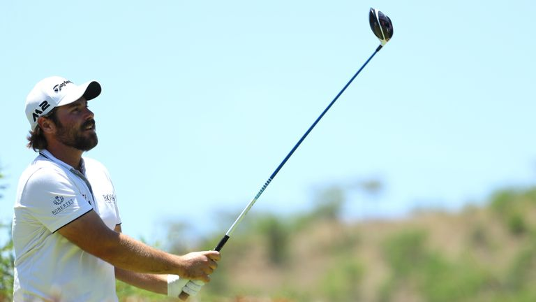 Jamieson leads with Grace chasing at Sun City