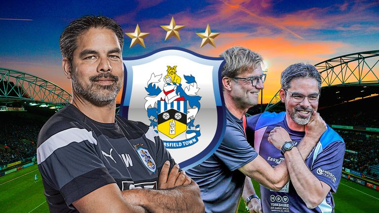 David Wagner has taken Huddersfield to 10th in the Premier League