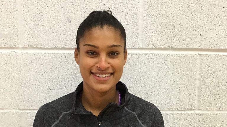 Monique Thompson joins the Vitality Superleague defending champions