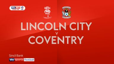 Lincoln 1-2 Coventry