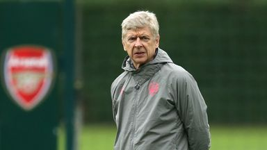 Arsene Wenger insists Mesut Ozil has not agreed to join Barcelona next summer