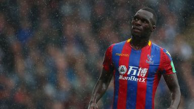 fifa live scores - Christian Benteke confirms injury will keep him out of Crystal Palace's trip to Bournemouth