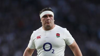 Jamie George will make his first England start on Saturday