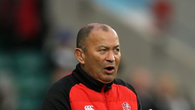 England head coach Eddie Jones is a leading candidate for the Lions job in 2021