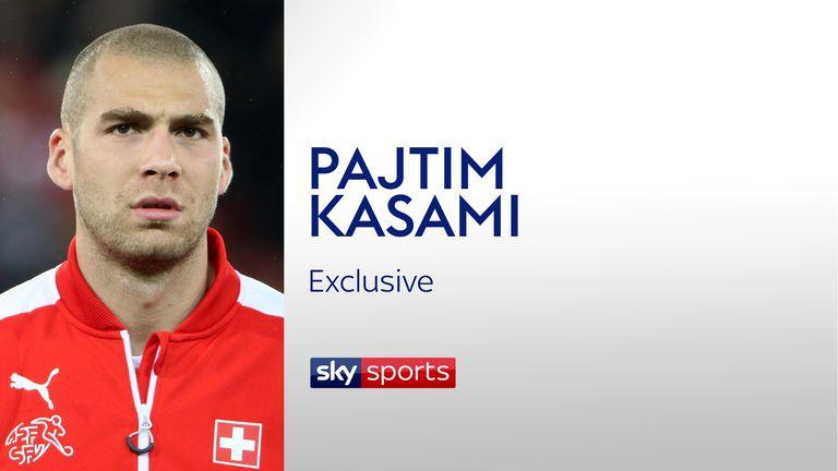Interview with Switzerland international Pajtim Kasami