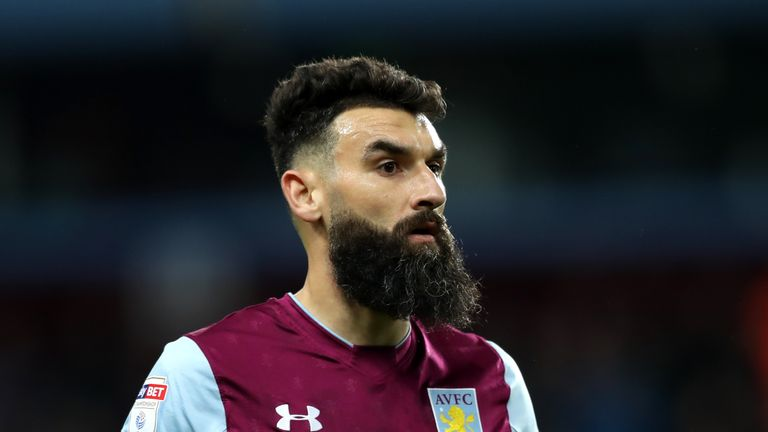 Mile Jedinak could face three months out injured, says Steve Bruce