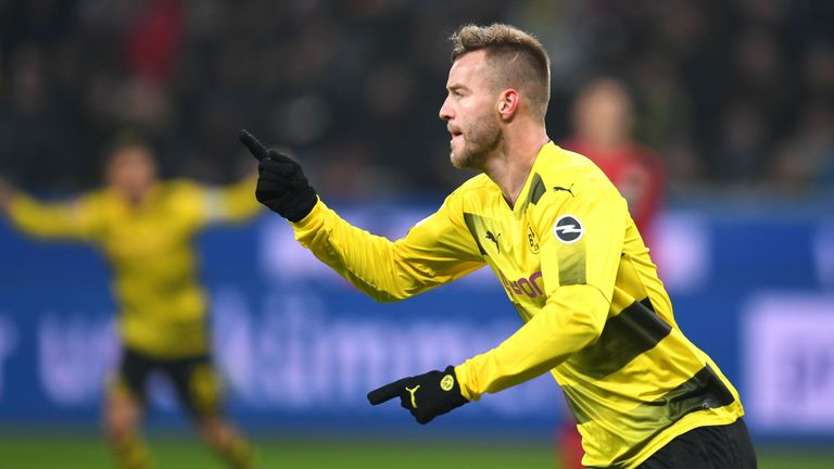 Andriy Yarmolenko saves struggling Borussia Dortmund — Bundesliga round-up