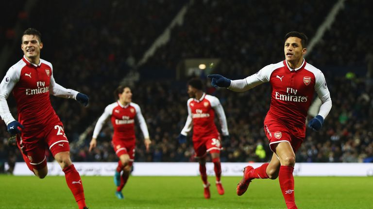 Arsenal were ranked second by Soccerex, ahead of Qatari-backed PSG