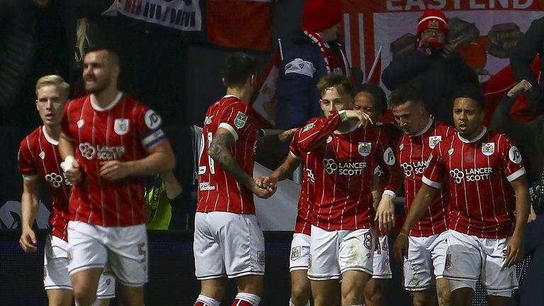 Bristol City have been one of the stories of the season so far