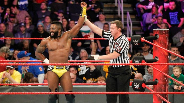 Cedric Alexander competes for Enzo Amore's cruiserweight title on Raw this week