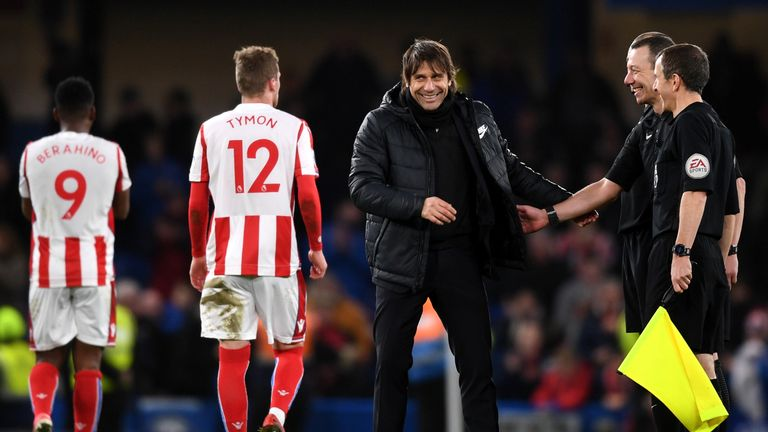 Chelsea boss Antonio Conte is close to securing his first signing of the January transfer window