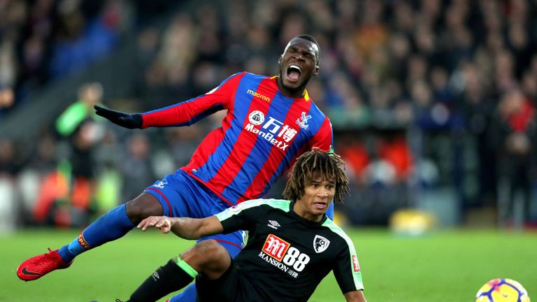 Benteke hasn't scored in 12 games for Palace