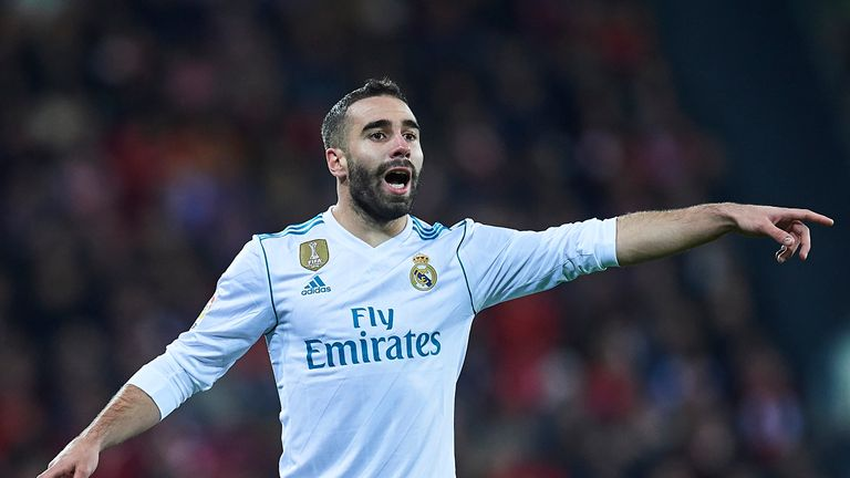 UEFA see red over Carvajal's 'deliberate' yellow