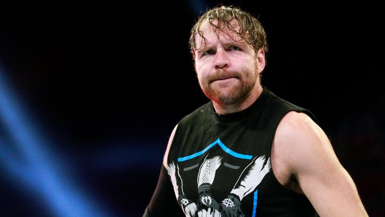WWE superstar Dean Ambrose out for nine months after tricep