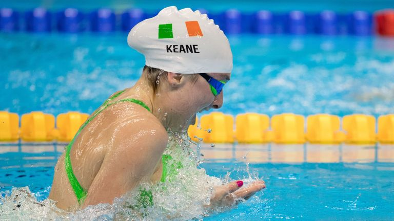 Ellen Keane has her sights set on glory in Dublin in August