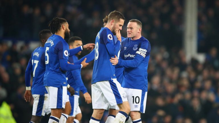 Gylfi Sigurdsson was reluctant to celebrate against his former club after his wonderstrike