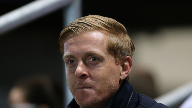 Garry Monk is back in management with Birmingham - and preparing to take on his former club