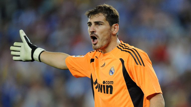Iker Casillas was Leno's goalkeeper idol in his youth