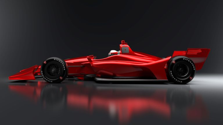 2018 will see a new look for IndyCar