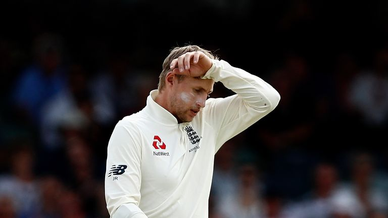 Joe Root saw his side well beaten as Australia regained the Ashes