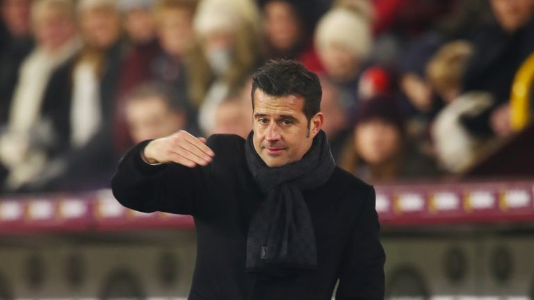 Marco Silva left Watford in January