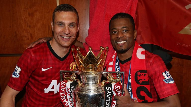 The Frenchman has won seven league titles in his career