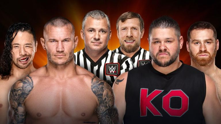 Last Minute Changes That Could Save WWE Clash Of Champions 2017