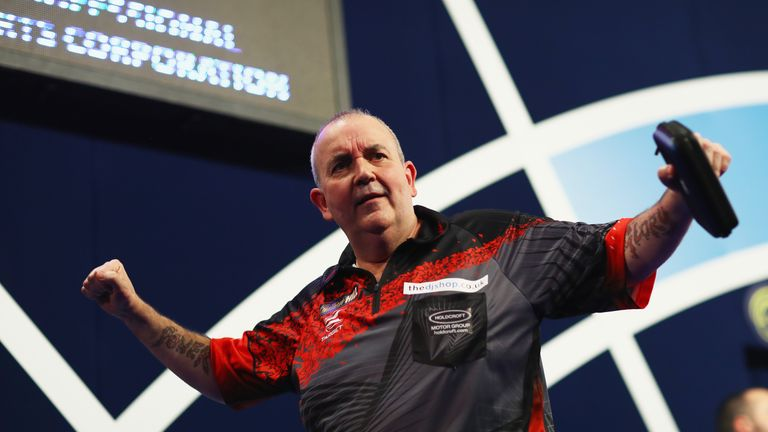 Can Phil Taylor end an incredible career with another win at Alexandra Palace?