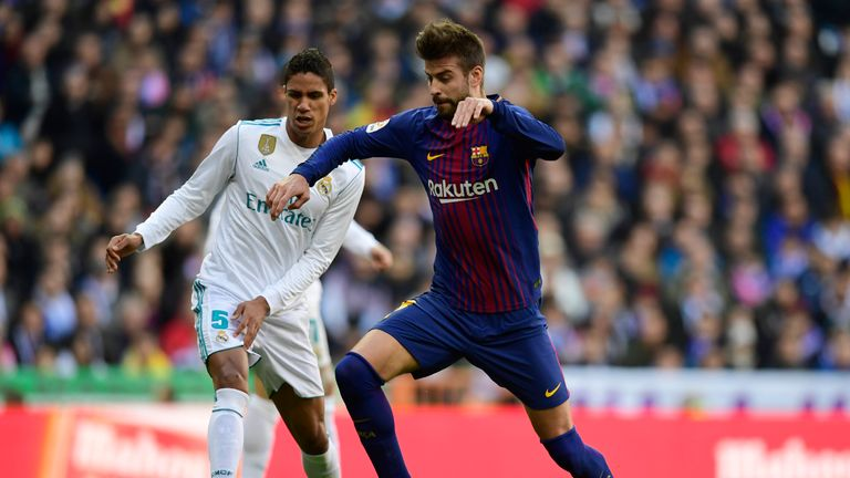Barcelona stuns shorthanded Real Madrid 3-0 at Bernabeu stadium