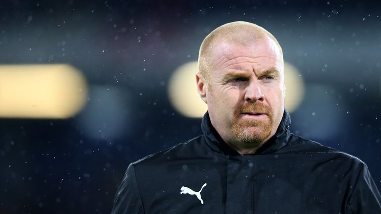 Burnley boss Sean Dyche hails club's culture for lofty Premier League position