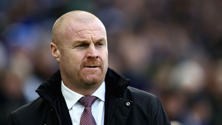 Sean Dyche's side have lost just two of their last nine games