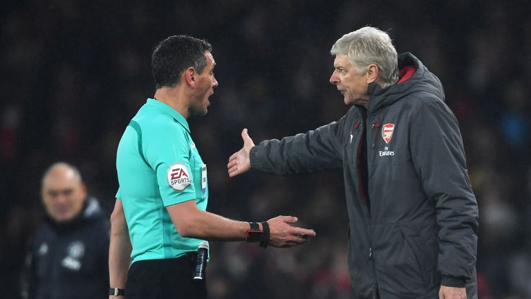 Wenger has been charged by the FA following his behaviour after Arsenal's draw with West Brom