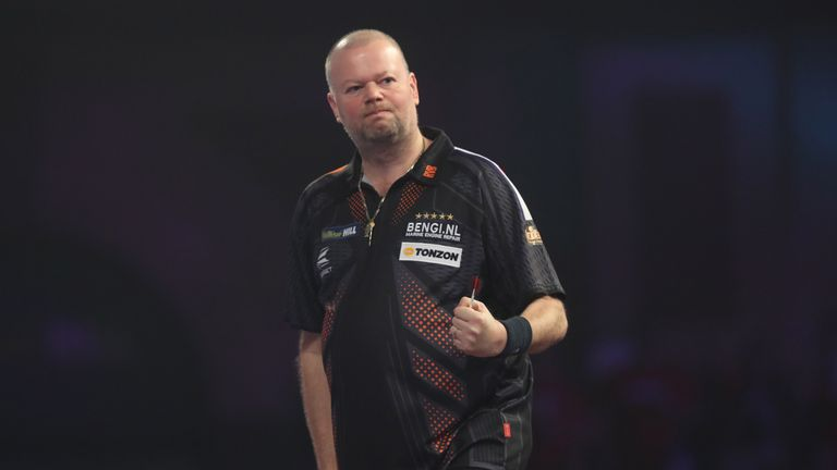 Raymond van Barneveld is a former champion