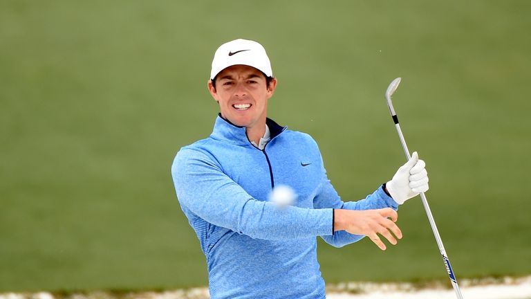 McIlroy has been working hard on his game and his health over the winter