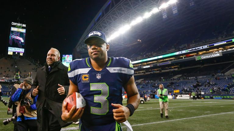 How would the Seattle Seahawks cope without star QB Russell Wilson?