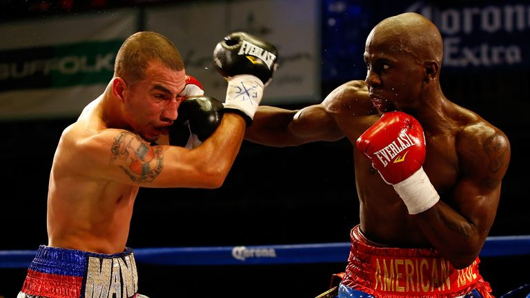 Tevin Farmer can become the new IBF champion this weekend