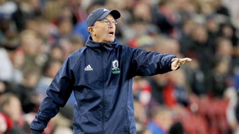 Tony Pulis has the ability to guide Middlesbrough to the top two of the Championship