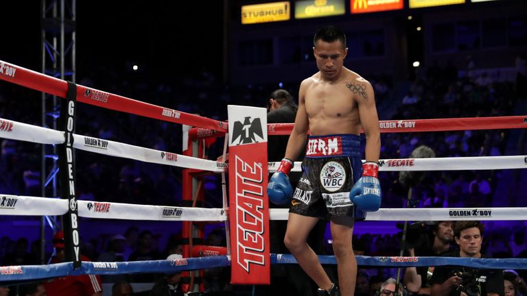 Vargas knows a win should set up another world title shot