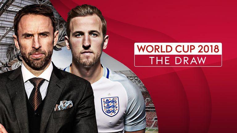 World Cup 2018 draw header