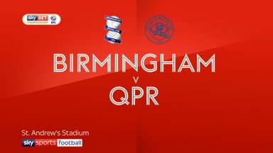 Birmingham 1-2 QPR