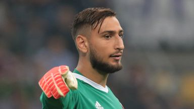 Could Gianluigi Donnarumma be on his way to the Premier League?