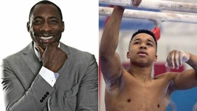 Johnny Nelson and Joe Fraser have linked up as part of the Sky Sports Scholarship