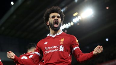 Mohamed Salah has been named African Player of the Year.
