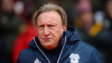 Neil Warnock was sent to stands during Cardiff's game with Reading