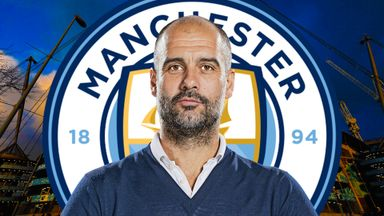 Pep Guardiola's Man City contest the Carabao Cup final on Sunday