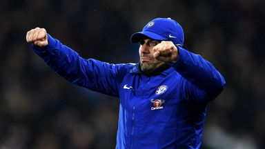 Antonio Conte insists Chelsea must win every game to stand a chance of title success