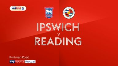 Ipswich 2-0 Reading